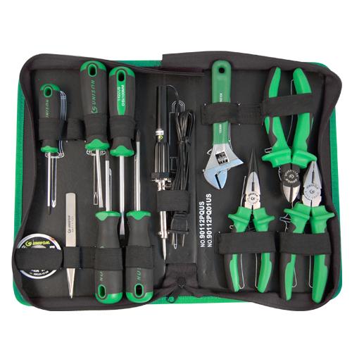 Фото: Наборы инструментов для электрика